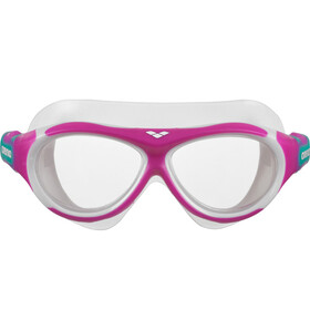 arena Oblo Goggles Juniors pink-clear